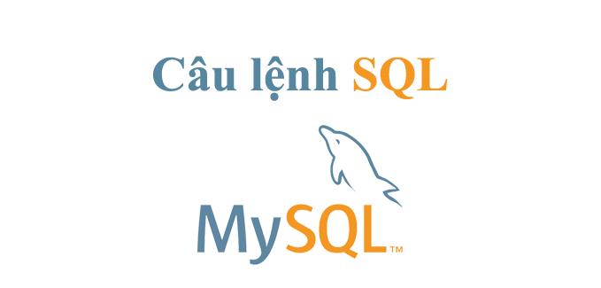 Một số câu lệnh cơ bản của SQL.