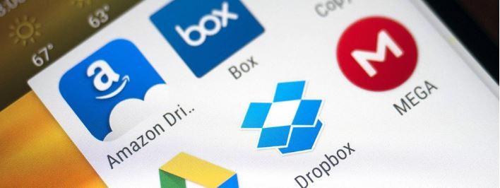 Top 10 dịch vụ lưu trữ đám mây tốt nhất.