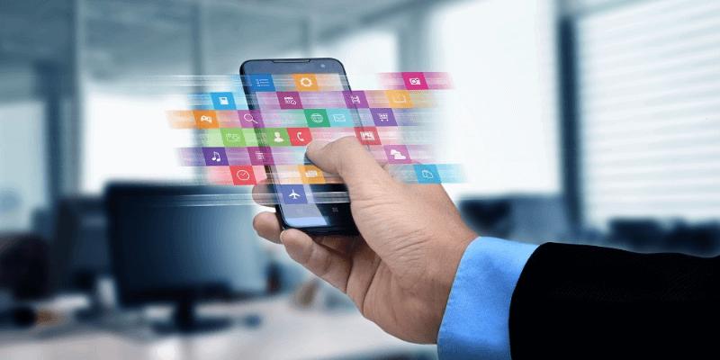 thiết kế ứng dụng di động business