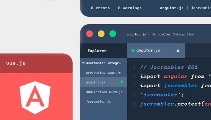 Framework thiết kế website - Angular JS