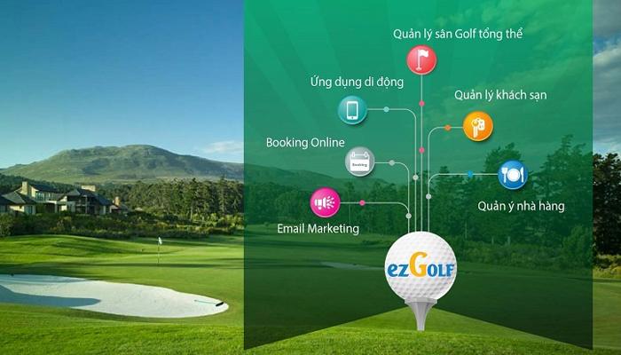 Giải pháp quản lý sân golf tổng thể - EzGolf